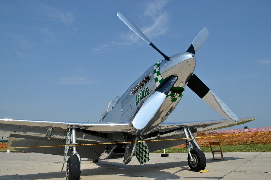 NORTH AMERICAN P51 MUSTANG Quot ARCHIE Quot