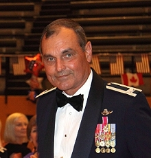 Colonel Robert Leeker, AirBoss